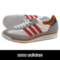adidas アディダス  SL 72  FT WHITE/RED/MSILVE