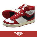 PONY ポニー CITY WINGS HIGH  WHITE/RED/BLACK