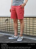 J.CREW ジェイクルー color shorts カラーショーツ RED