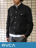 RVCA (ルカ) THE VISUAL ENGINEERS JACKET