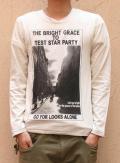 House of Blues(H・O・B)  L/SフォトプリントTシャツ #1
