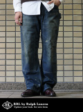RRL ダブルアールエル DOUBLE KNEE PAINTER PANTS
