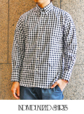 INDIVIDUALIZED SHIRTS インディヴィジュアライズドシャツ BIG GINGHAM STANDARD FIT BD SHIRT