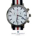 Smart Turnout Watch クロノグラフウォッチ 腕時計