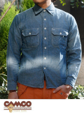 CAMCO カムコ CHAMBRAY WORK SHIRTS