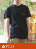 POLeR ポーラー POCKET T-SHIRT SUNSHINE