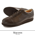 blueover ブルーオーバー marco マルコ Smooth Leather BROWN