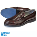 Anthony Miles アンソニーマイルズ BRUNSWICK OX BLOOD(BRN)