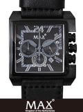 MAX XL WATCH MAX 5-MAX 527 BLK