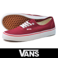 VANS バンズ Authentic POP CHECK RED