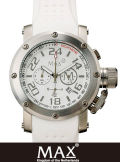 MAX XL WATCH  5-MAX 451 WHT/WHT