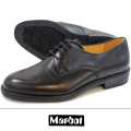 Marbot FRENCK MILITARY OXFORD SHOES BLACK◆SALE ▲¥5,000 off◆
