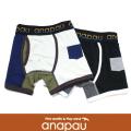 anapau ボクサーパンツ ポケット