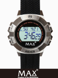 MAX XL WATCH 5-MAX 564 Black/Silver
