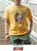 Tailgate テイルゲート S/S TEE  LAKE TAHOE  MAIZE