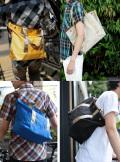 narifuri ナリフリ  Celspun tote bag : Small(NF820)