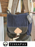 TERRAPAX テラパックス  DENIM FIELD BAG  INDIGO◆SALE 30%off◆