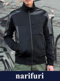 【narifuri】 ナリフリ Patch Work Track Jacket(NF905)