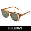 HAN KJOBENHAVN ハン コペンハーゲン TIMELESS CLIPON RAVEN/SUN(GREEN)