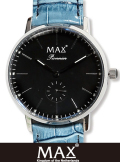 MAX XL WATCH 5-MAX 733 PioneerBlack/LightBlue