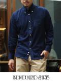 INDIVIDUALIZED SHIRTS インディヴィジュアライズドシャツ コーデュロイシャツ スタンダードフィット