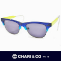 CHARI&CO チャリアンドコー EYEWEAR BENDER BLUE/YELLOW