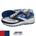 BROOKS ブルックス HERITAGE BEAST WHITE/BLUE