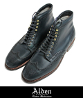 Alden オールデン D4810H CHROMEXCEL NVY WING TIP BOOT
