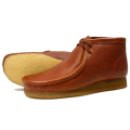 CLARKS クラークス WALLABEE HORWEEN TAN