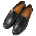 RANCOURT ランコート BEEF ROOL PENNY LOAFER/BLACK