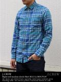 J.CREW ライトネルマドラスチェックシャツ