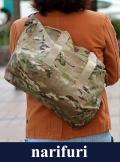 narifuri ナリフリ MULTICAM LITELOK Tote bag(NF877)