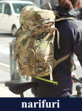 narifuri ナリフリ MULTICAM LITELOK Back pack(NF876)