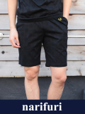 【narifuri x Fred Perry】shadow dot short pants(NFFP-09)