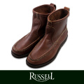 RUSSELL MOCCASIN ラッセルモカシン KNOCK A BOUT RED/BRW (paper別注)