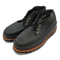 RUSSELL SPORTING CRAYS CHUKKA/スポーティングクレーチャッカ(paper別注) BLK/NVY