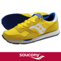 Saucony サッカニー DXN Trainer DXN トレーナー YELLOW/BLUE