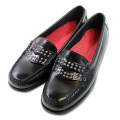 GH.BASS WEEJUNS BLACK PATENT