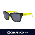 CHARI&CO チャリアンドコー EYEWEAR THE MECHANIC BLACK/YELLOW