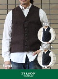 FILSON フィルソン MACKINAW WOOL VEST