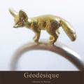 Geodesique ジィオデシック コフェネック リング