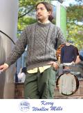 kerry woollen mills ケリーウーレンミルズ Crew Neck Sweater クルーネックセーター