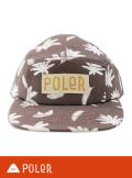 POLeR ポーラー  CAMPER CAP