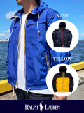 POLO RALPH LAUREN ポロ ラルフローレン Packable Hooded Jacket