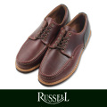 RUSSELL MOCCASIN ラッセルモカシン COUNTRY OXFORD  BUG/D.GRN(paper別注)