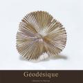 Geodesique ジィオデシック ウチワヤシ リング