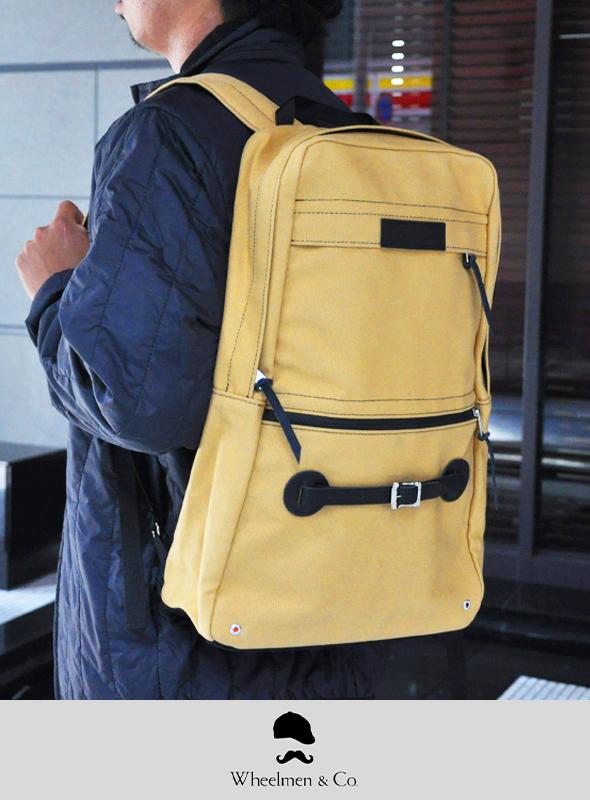 Wheelmen & Co ホイールメン Scout Series Daypack