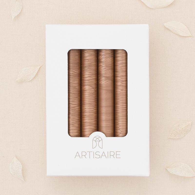Artisaire/グルーガンワックス/Rose Gold Wax Sticks