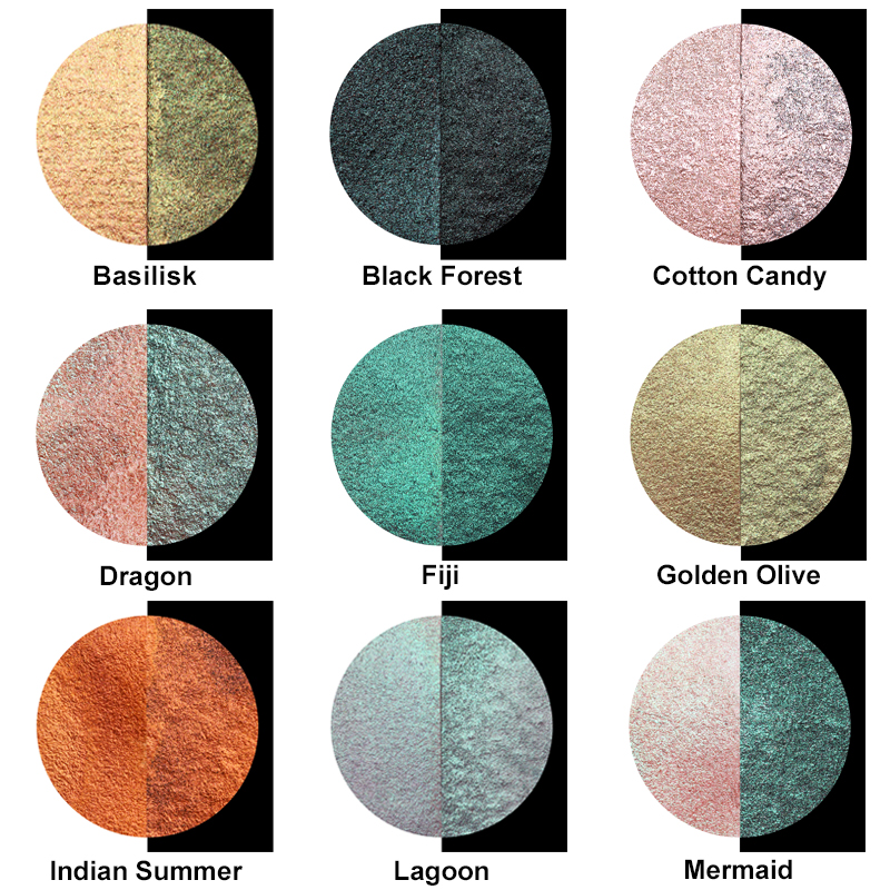 Finetec GmbH/カリグラフィーインク/Coliro Pearl Color Refill, 30mm 全57色