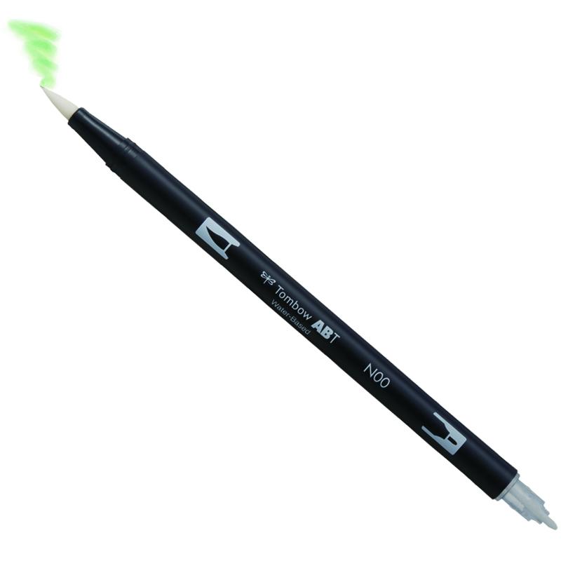 Tombow/ブラッシュカリグラフィー/Blender Pen